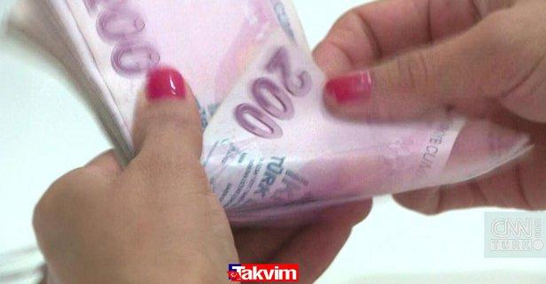ATM'ye giderek hemen çekebilirsiniz! 1.500 ve 2.000 TL veriliyor!