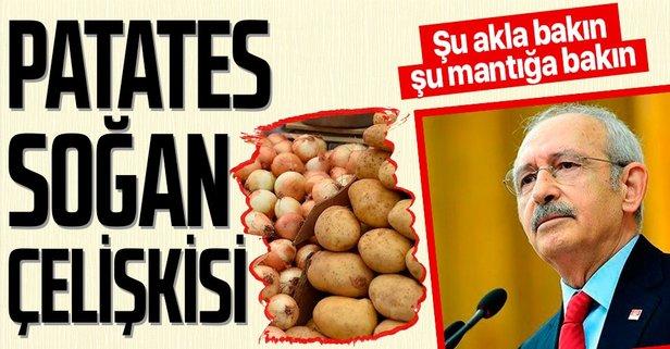 Patates soğan çelişkisi