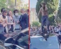 Boğaziçi'de olay çıkaran 2 öğrenci tutuklandı