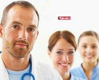 Sözleşmeli 60 sağlık personeli alımı yapılacak!