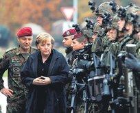 Merkel'e darbe planı!