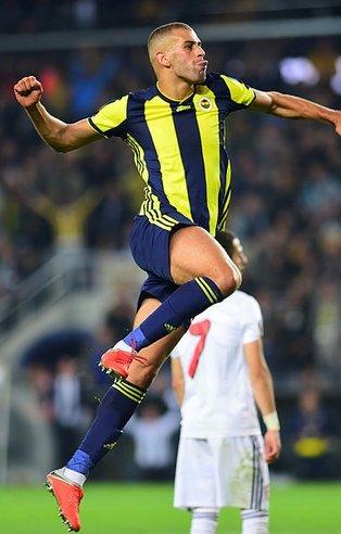 Fenerbahçe'ye piyango! Slimani resmen...