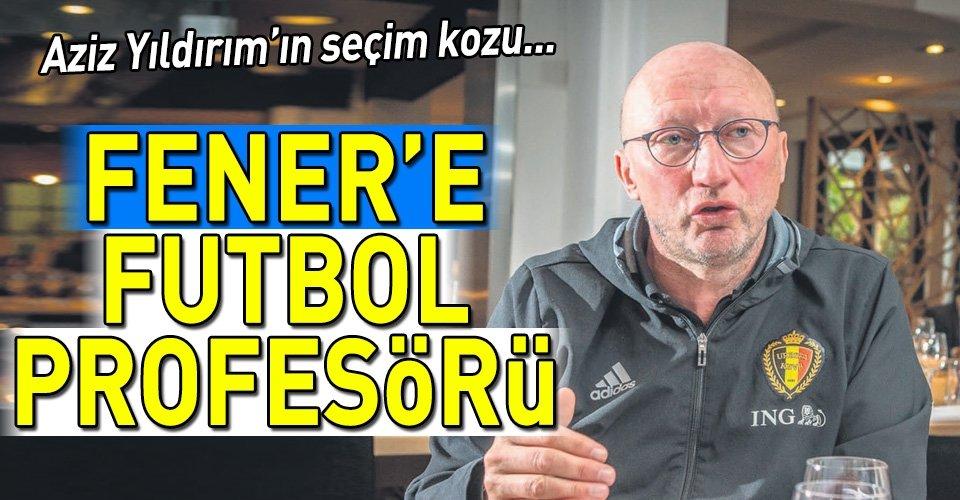 Fenere futbol profesörü
