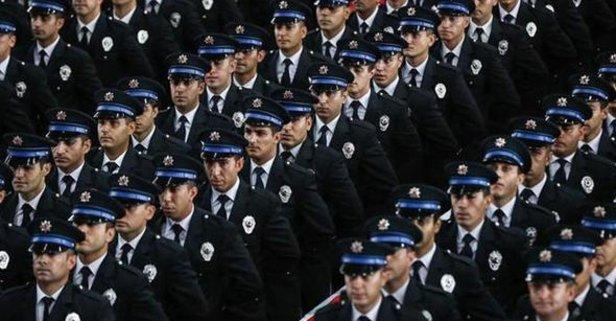 2018 Polis Akademisi Pomem Paem 25 Bin 500 Polis Alım Başvuru