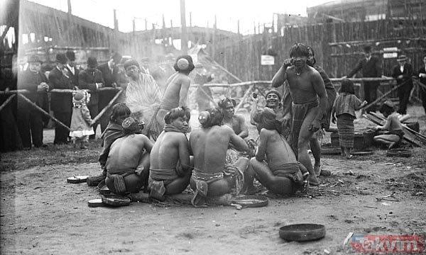 İnsanlık tarihi böyle bir dram görmedi (Az bilinen tarihi fotoğraflar)