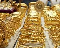 Altın kritik eşiğe dayandı! Bu fiyatları görenler şoke oldu!
