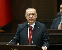 Erdoğan'dan ABD'ye ince gönderme: Bugünkü mektubumuz bu kadar