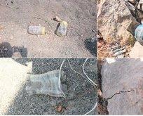 700 kilo bomba menfezden çıktı