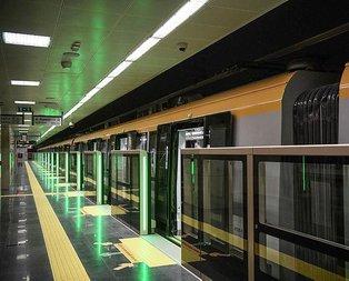 Sürücüsüz metroda 2. etap heyecanı