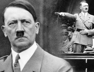 Adolf Hitler'in bu fotoğrafları yıllar sonra gün yüzüne çıktı! 2.Dünya Savaşı'nın eli kanlı diktatörünün...