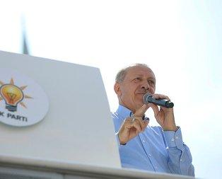 Erdoğandan İnceye: Gençlere tekme tokat mı gireceksin?