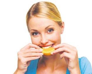 Portakal tüket yüzüne renk kat!