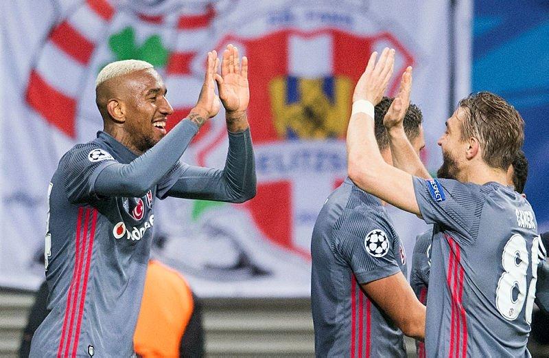 Beşiktaş, UEFA sıralamasında da uçuşa geçti