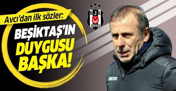 Beşiktaş'ın duygusu başka