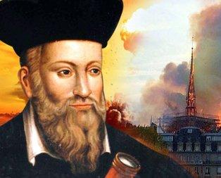 Notre Dame yangınını 500 yıl önce bildi!