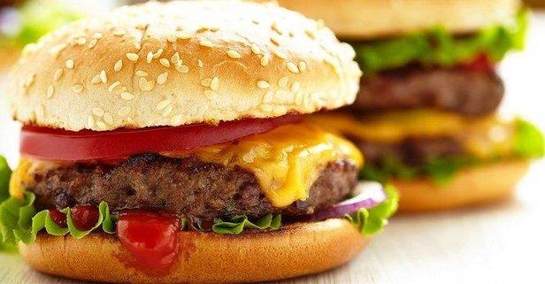 Hamburger diyabeti çeker
