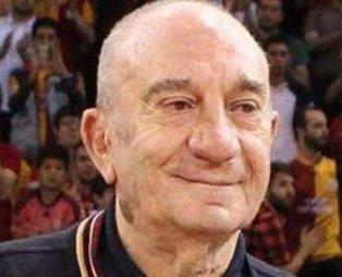 Son dakika: Türk basketbolunun duayen ismi Yalçın Granit hayatını kaybetti