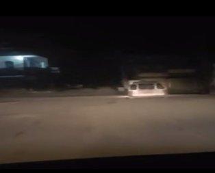 Afrin'in içinden ilk görüntüler