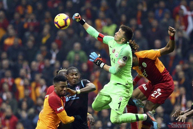 Galatasaraylı Fernando Muslera'ya Dev talip! PSG onun peşinde