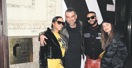 Ünlü modacı Hakan Akkaya, Ticaret Bakanlığı desteğiyle New York Fashion Week'te iki defileye imza atacak