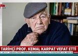 Ünlü tarihçi Kemal Karpat hayatını kaybetti! Kemal Karpat kimdir?