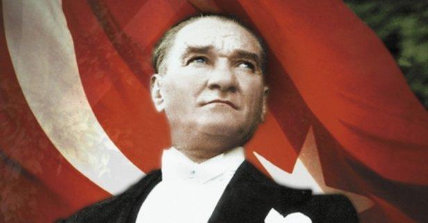 Atatürkü Anma Gününe özel 10 Kasım şiirleri