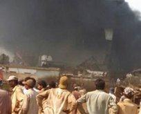 Kabil'de şiddetli patlama! Çok sayıda ölü var...