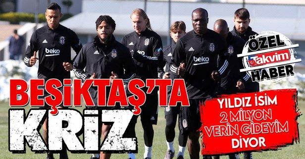 Beşiktaş'ta Lens krizi