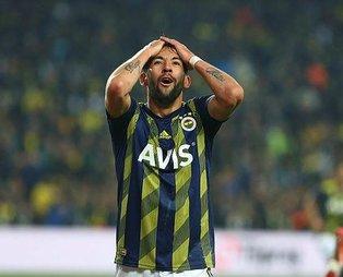 Son dakika: Fenerbahçe'de Mauricio Isla ile yollar ayrıldı!