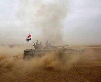 Irak ordusu Musula girdi