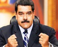 Maduro'dan Başkan Erdoğan'a büyük jest