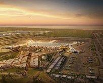 Yeni havalimanı 51 ili geride bıraktı