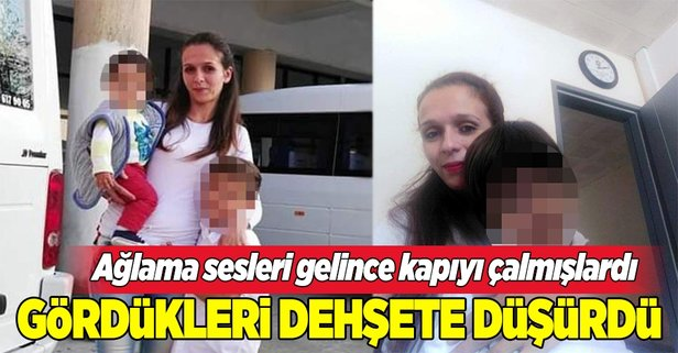 İzmir'de korkunç olay!
