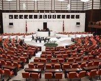 OHAL tezkeresi Meclis'e sevk edildi