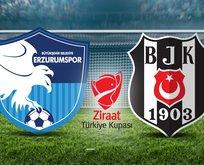 BB Erzurumspor-Beşiktaş maçı hangi kanalda?