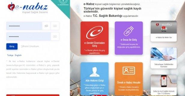 E- Nabız çöktü mü, neden açılmıyor?