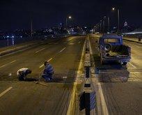 İstanbullular dikkat! Atatürk Köprüsü trafiğe kapatılıyor
