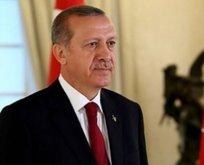 Erdoğandan bayram mesajı