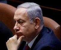 Netanyahu'ya bir şok daha!