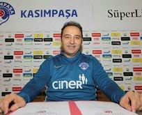 Kasımpaşa Çapa'yla sözleşme imzaladı
