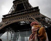 Fransa'da vakalarda büyük artış