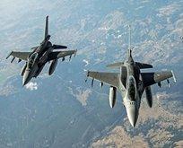 PKK'ya ağır darbe! Hedefler imha edildi