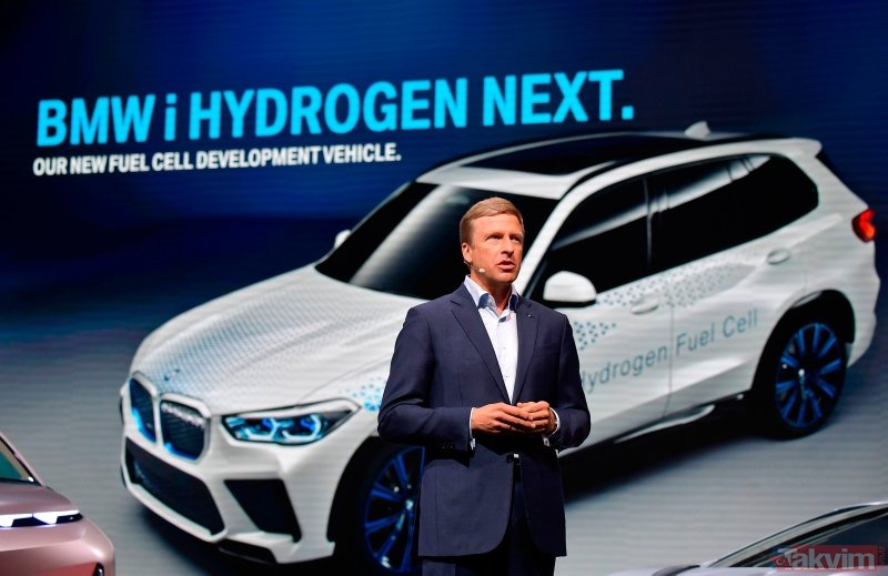 Frankfurt Otomobil Fuarı kapılarını basına açtı! İşte en yeni otomobiller