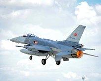 Türkiye'den dev adım! F-16'lar...
