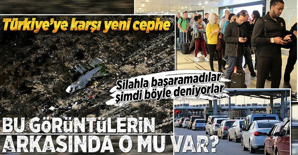 Yeni nesil terörizm! Hedef yine Türkiye
