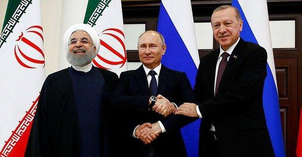 Dünyanın gözü Türkiye'de! Suriye için iki kritik zirve