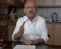 İP'ten Kılıçdaroğlu tekil konuşuyor tepkisi