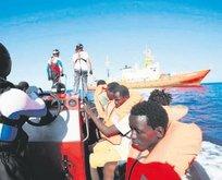 629 göçmen İspanya'da