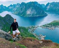 Alexander Sörloth'tan tatil paylaşımı