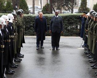 Ankara'da kritik temas